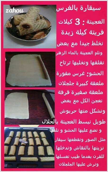 وصفات حلوة مصورة منتديات الجلفة لكل الجزائريين و العرب